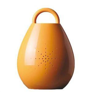 アピックス アロマ空気清浄機 PUTT AAC-T01-OR(オレンジ)