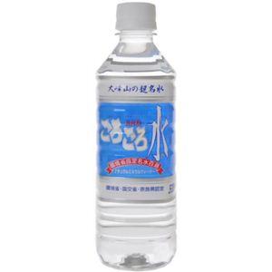 大峰山の超名水 ごろごろ水 500ml*20本 - 拡大画像