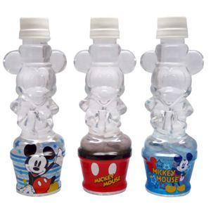 【ケース販売】キャラクターボトルウォーター ミッキーマウス 220ml×24本 - 拡大画像