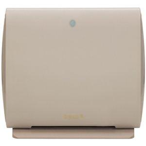 トヨトミ 空気清浄機(2畳まで) キャメルベージュ AC-V10-C - 拡大画像