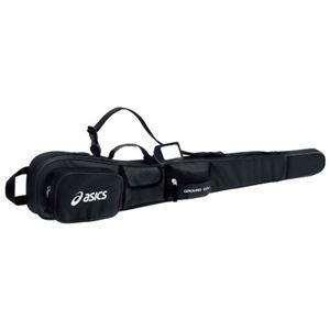 アシックス グラウンドゴルフ クラブバッグ(1本用) GGG862 ブラック F - 拡大画像