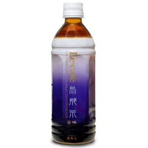 【ケース販売】茶香坊 ルカフェ 烏龍茶 500ml*24本 - 拡大画像