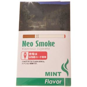 Neo Smoke ミント 5本入(USB充電タイプ) 5本入 - 拡大画像