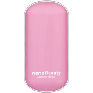 TMY ハンディーミストディフューザー nano BEAUTY(ナノ ビューティ) ピンク HM-02PK - 拡大画像