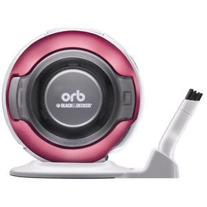 ブラック&デッカー 充電式ハンディクリーナー orb(オーブ) パールマジェンダ ORB48-PM - 拡大画像