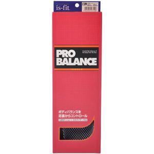 is-fit PRO BALANCEインソール 女性用 M-L 24.0-25.0cm - 拡大画像