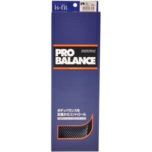 is-fit PRO BALANCEインソール 男性用 L 27.0-28.0cm - 拡大画像