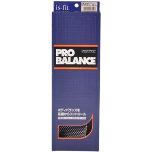 is-fit PRO BALANCEインソール 男性用 M 25.5-26.5cm - 拡大画像
