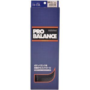 is-fit PRO BALANCEインソール 男性用 S 24.0-25.0cm - 拡大画像