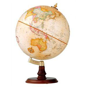 リプルーグル地球儀 ワールド・クラシック・シリーズ クランブルック型(日本語版) 31470 - 拡大画像