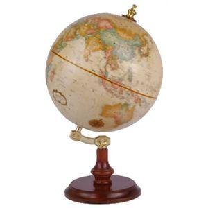 リプルーグル地球儀 ワールド・クラシック・シリーズ リンカーン型(日本語版) 51470 - 拡大画像