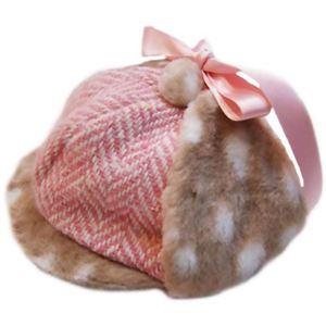 レイチェルちゃんのハンディングキャスケット (ピンク) - 拡大画像