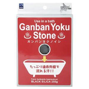 ガンバンヨクノイシ(お風呂に入れる岩盤浴の石) 250g