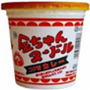 【ケース販売】金ちゃんヌードル コク旨カレー 77g×12個 - 拡大画像