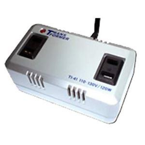 カシムラ 海外旅行用変圧器ダウントランス TI-41 - 拡大画像