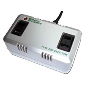 カシムラ 海外旅行用変圧器ダウントランス TI-42 - 拡大画像