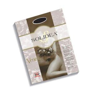SOLIDEA(ソリディア) 加圧パンティストッキング VENERE 70デニール ブラック L - 拡大画像