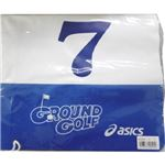 アシックス グラウンドゴルフ 旗両面タイプ GGG063 42ブルー No7