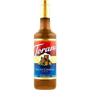トラーニ フレーバーシロップ 塩キャラメル 750ml