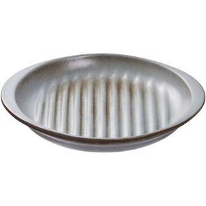 魔法のお皿 丸型 白 - 拡大画像