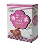 (まとめ買い)OSK 梅こぶ茶 ワンカップ用スティック 2g×36本×4セット