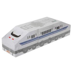 700系新幹線 プラレールキューブ ティッシュ 50組×3個パック