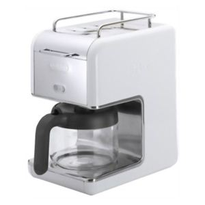 デロンギ ドリップコーヒーメーカー ココナッツ CMB6-WH - 拡大画像