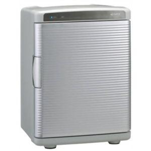 アピックス ポータブル保冷温庫 ACW-620-SL(シルバー) - 拡大画像