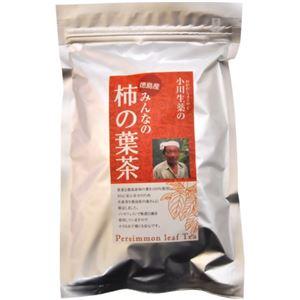 小川生薬の徳島産 みんなの柿の葉茶 ティーバッグ 3g×40袋 - 拡大画像