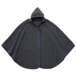 バディバディ 授乳のできるマビィケープ ブラック - 拡大画像