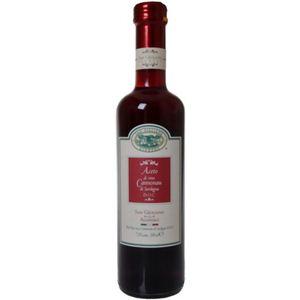 サンジュリアーノ アチェート・ディ・カノナウ 赤ワインヴィネガー - 拡大画像