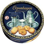(まとめ買い)コペンハーゲン バタークッキー 454g×3セット