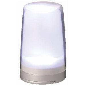 カーメイト 乾電池式 LEDライト ランタン型 ホワイト CZ327