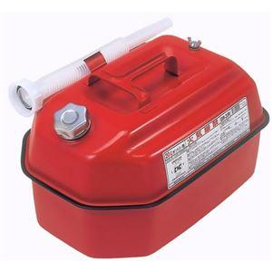 マッキンリー ガソリン携行缶 20L レッド GM-20R - 拡大画像