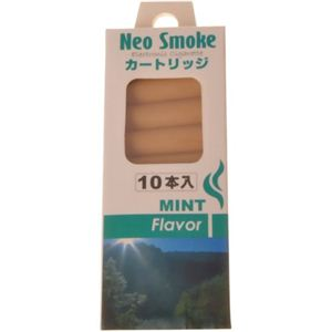Neo Smoke ミント カートリッジ 10本入 - 拡大画像