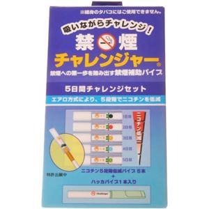 禁煙チャレンジャー 5日間チャレンジセット - 拡大画像