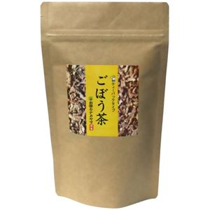 ごぼう茶 九州産 ティーバッグ 2g×30包 - 拡大画像