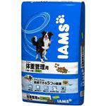 アイムス 体重管理用 チキン味 成犬用 12kg