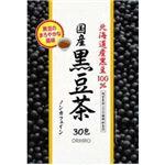 オリヒロ 国産黒豆茶100% 6g×30包