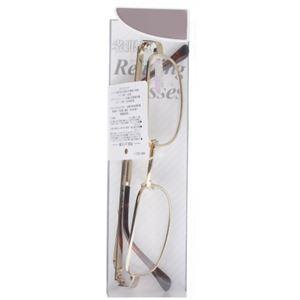 老眼鏡 W-946 +3.00 - 拡大画像
