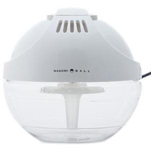 空気洗浄機 NAGOMI(なごみ) S ホワイト RCW-04SWH - 拡大画像