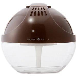 空気洗浄機 NAGOMI(なごみ) ブラウン RCW-04BR - 拡大画像