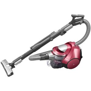 シャープ プラズマクラスターサイクロン掃除機 EC-VX300-P ピンク系・メタリックピンク - 拡大画像