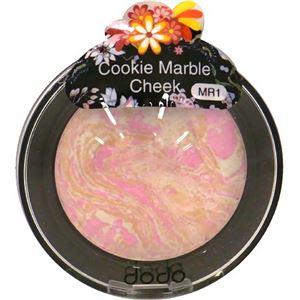 ドド クッキーマーブルチーク MR1 - 拡大画像