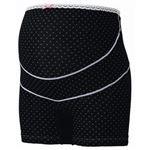 ムレにくい妊婦帯パンツ M-L ブラック 6510109
