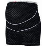 ムレにくい妊婦帯パンツ L-LL ブラック 6510109