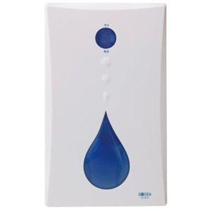 広電 コンパクト除湿機(ペルチェ式) ホワイト/ブルー KSJ-M107 - 拡大画像