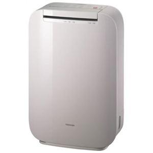 東芝 除湿乾燥機(デシカント方式) ホワイト RAD-DP70-W - 拡大画像