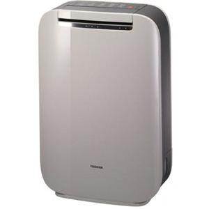 東芝 除湿乾燥機(デシカント方式) ピコイオン搭載 ホワイト RAD-DP70X-W - 拡大画像
