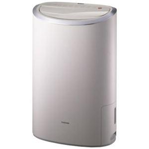 東芝 除湿乾燥機(コンプレッサー方式) ホワイト RAD-CP80-W - 拡大画像